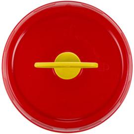 Bouchon rouge à clé grise photo du produit