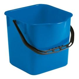 Seau PLP 25L bleu photo du produit