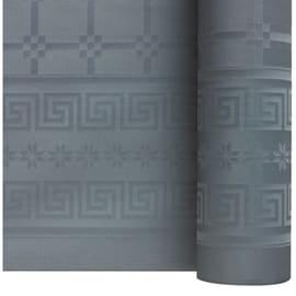 Nappe de table papier damassé 1,20 x 50 m béton photo du produit