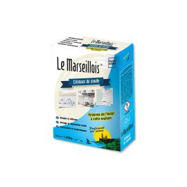Le Marseillois cristaux de soude boîte de 1,25kg photo du produit