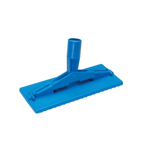 Support tampon pour sol 23cm bleu photo du produit