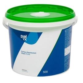 PAL surface Disinfectant Wipes seau de 500 photo du produit
