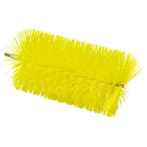 Tête d écouvillon fibres médium alimentaire Ø9cm 20cm jaune photo du produit