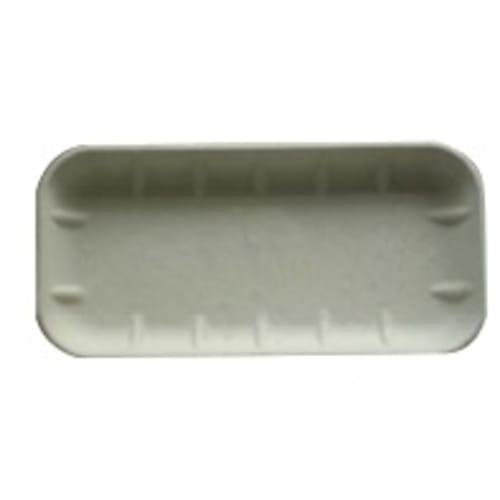 Plateau de soins gris en carton petit modèle photo du produit