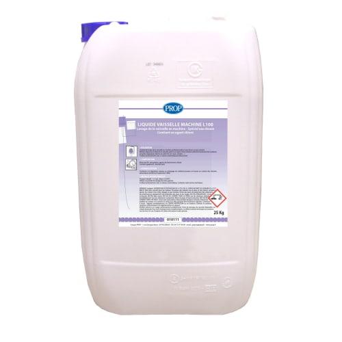 PROP liquide vaisselle machine L100 bidon de 25kg photo du produit