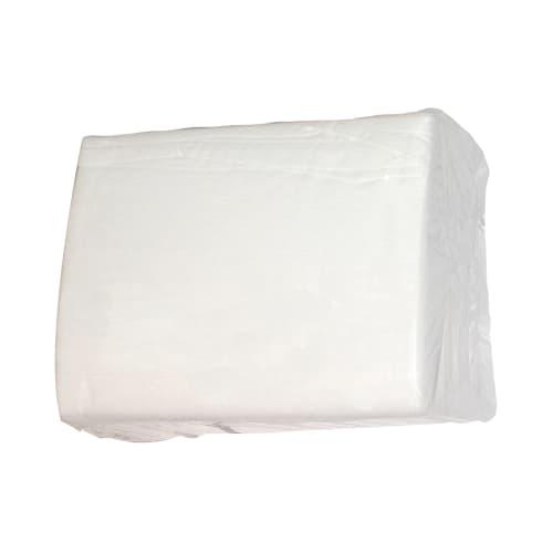 Essuyage non tissé blanc 29 X 38 cm photo du produit