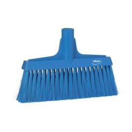 Balai miquet fibres mixtes alimentaire PLP 26cm bleu photo du produit