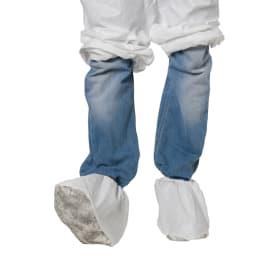Surchaussure de protection Sprayguard semelle antidérapante blanc 31cm photo du produit