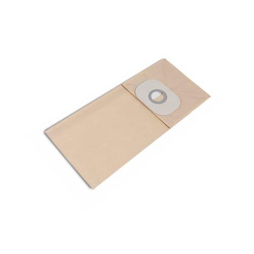 Sacs papier filtrants pour aspirateur T191 Karcher photo du produit Back View L