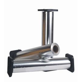 Rouleau aluminium 200 x 0,45 m 11µm photo du produit