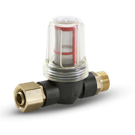 Filtre fin à eau 100 µm R3/4 pour nettoyeurs haute pression Karcher photo du produit