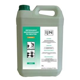 IJN détergent désodorisant neutre agrumes bidon de 5L photo du produit