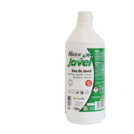 Eau de javel à 2,6% de chlore actif flacon de 1L photo du produit