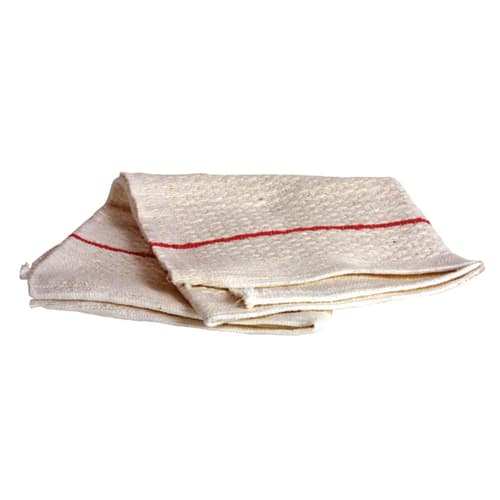 Serpillière blanche 100 x 50 cm (bande de 2 formats 50 x 50 cm) photo du produit