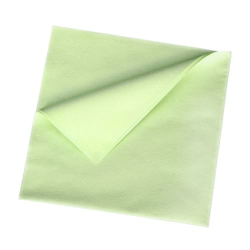 Essuyage microfibre non tissé NT100 vert 38 x 40 cm photo du produit