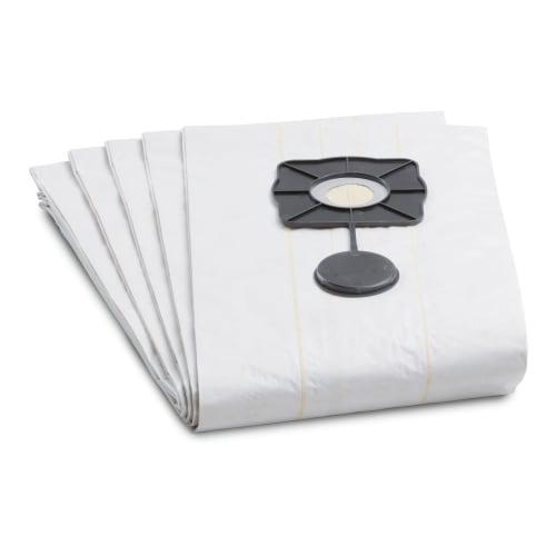 Sac filtrant eau indéchirable pour aspirateurs eau et poussière Karcher photo du produit