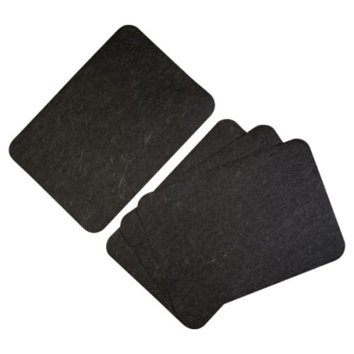 Tapis absorbant et adhésif antibactérien PIG® Grippy® gris double épaisseur 61 x 43,2 cm photo du produit