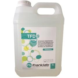 TFD9 pré-désinfectant instruments bidon de 5L photo du produit