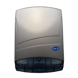Distributeur d essuie-mains pliés Disponal 3 gris Inox photo du produit
