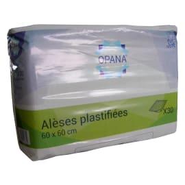 Alèse plastifiée Opana 60 x 60 cm photo du produit