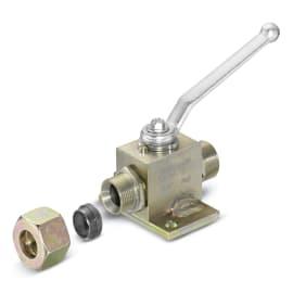 Robinet d arrêt acier galvanisé Karcher photo du produit