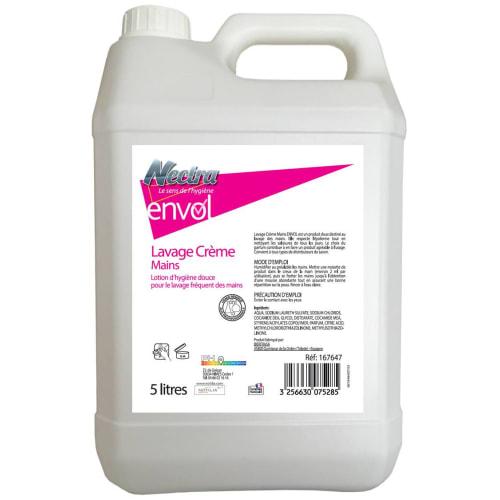 Envol crème lavante bidon de 5L photo du produit