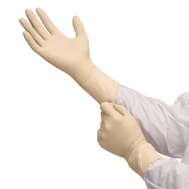 Gant de protection chimique latex stérile Kimtech Pure G5 30cm taille 8,5 photo du produit