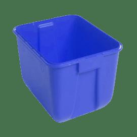 Fût plastique bleu 30L Vat 5 photo du produit