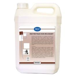 PROP Détergent enzymatique non moussant bidon de 5kg photo du produit