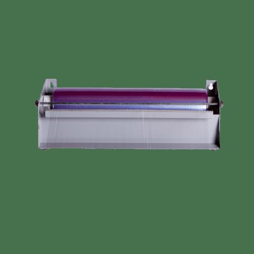 Distributeur acier pour rouleaux aluminium et PVC largeur 30cm photo du produit