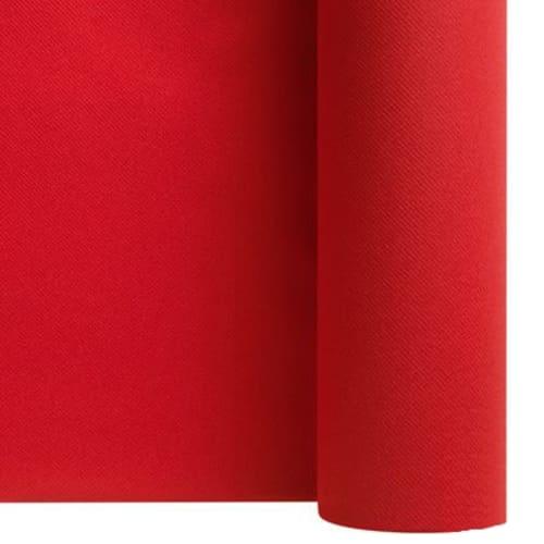 Nappe de table non tissé Célisoft 1,20 x 50 m rouge photo du produit