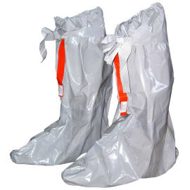 Surbotte de protection Jetguard Plus grise semelle antidérapante 4 lacets 36cm photo du produit