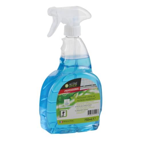 Actae Verde Nettoyant vitres certifié Ecolabel flacon de 750ml photo du produit