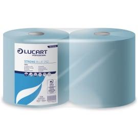 Bobine d essuyage bleue 3 plis 681 formats 25 x 37 cm photo du produit