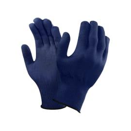 Gant de froid Versatouch 78-103 spandex/acrylique bleu taille 7 photo du produit