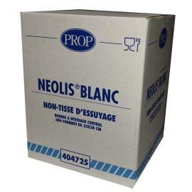 Essuyage non tissé Néolis blanc 32 x 38 cm photo du produit
