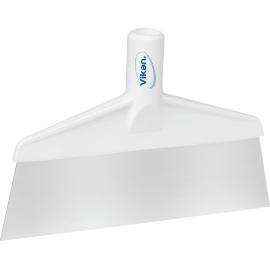Grattoir à pas de vis alimentaire inox PLP 26cm blanc photo du produit