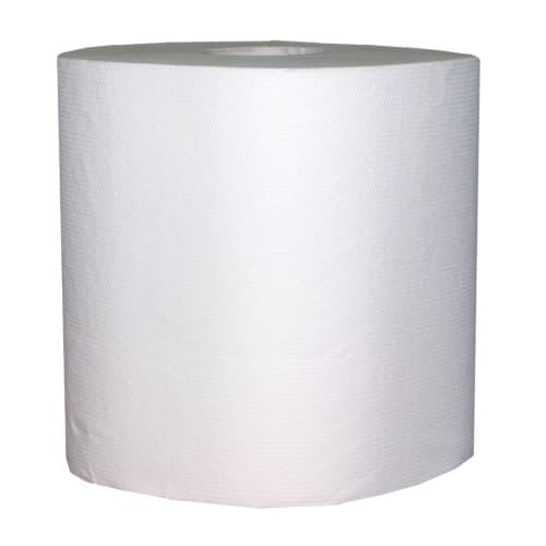 Essuyage dévidage central blanc 2 plis 450 formats 20 x 29 cm photo du produit