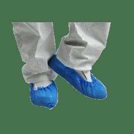 Surchaussure CPE 20µm bleu 36cm photo du produit