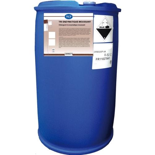 PROP Tri enzymatique moussant fût de 209kg photo du produit
