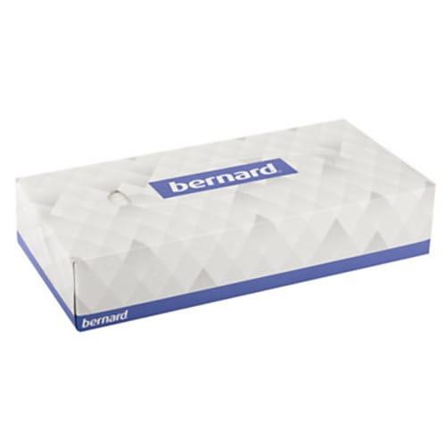 Boites de mouchoirs blancs marque Bernard photo du produit Back View L