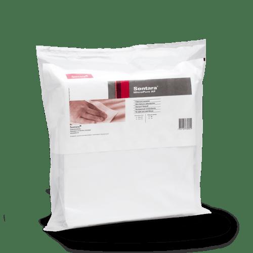 Essuyage non tissé Sontara  Micropure AP  pour salle blanche 22 x 22 cm photo du produit