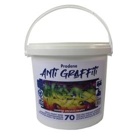 Lingettes Anti graffiti seau de 70 photo du produit
