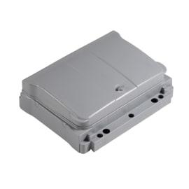 Cassette supérieure avec couvercle gris pour chariot Alpha photo du produit