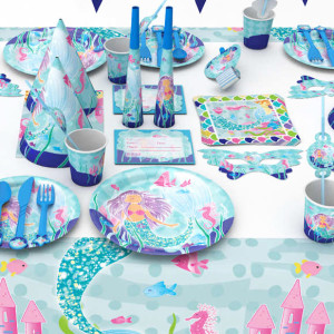 Mermaid Sparkle Party