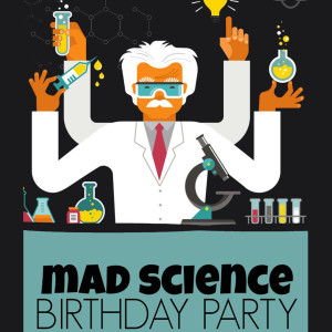 Mad Science Party