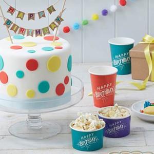 Happy Birthday - Kraft