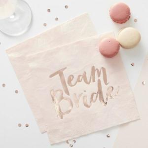 Team Bride Napkins (20)