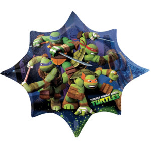 Teenage Mutant Ninja Turtles Supershape Balloon