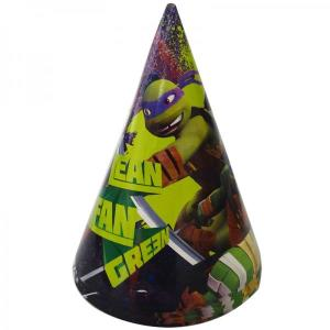 Teenage Mutant Ninja Turtles Hats (6)